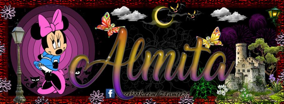 Portadas para tu Facebook con tu nombre, Almita