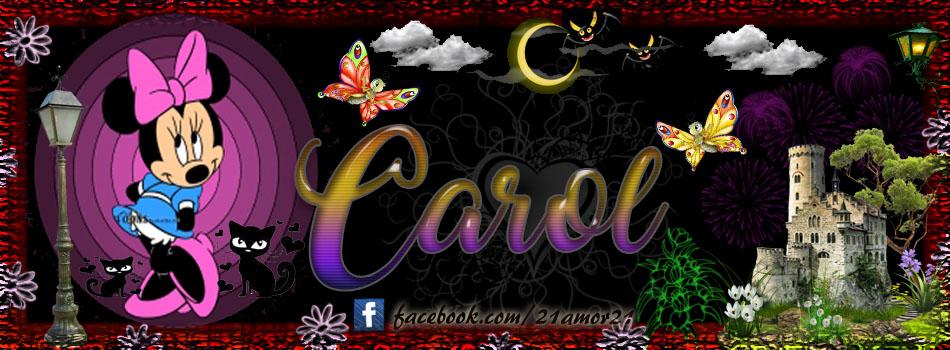 Portadas para tu Facebook con tu nombre, Carol