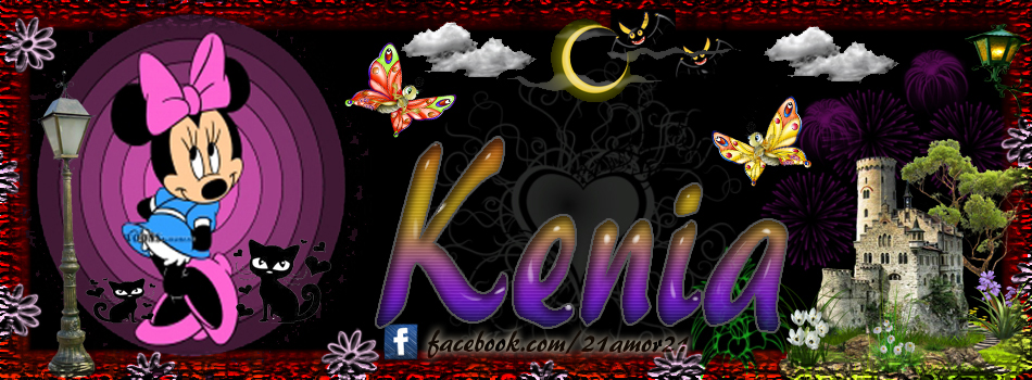 Portadas para tu Facebook con tu nombre, Kenia