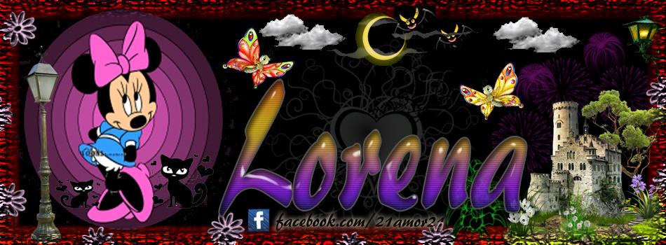 Portadas para tu Facebook con tu nombre, Lorena