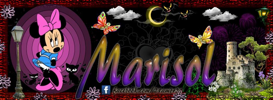 Portadas para tu Facebook con tu nombre, Marisol