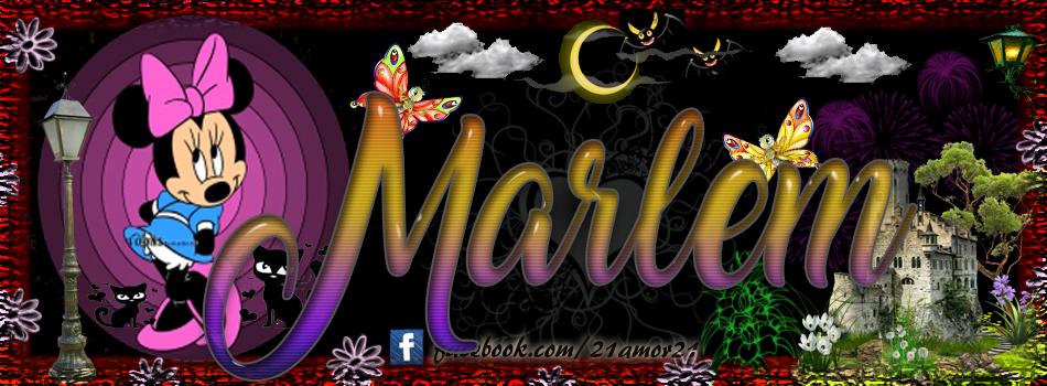 Portadas para tu Facebook con tu nombre, Marlem
