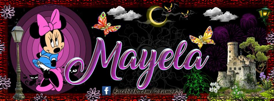 Portadas para tu Facebook con tu nombre, Mayela
