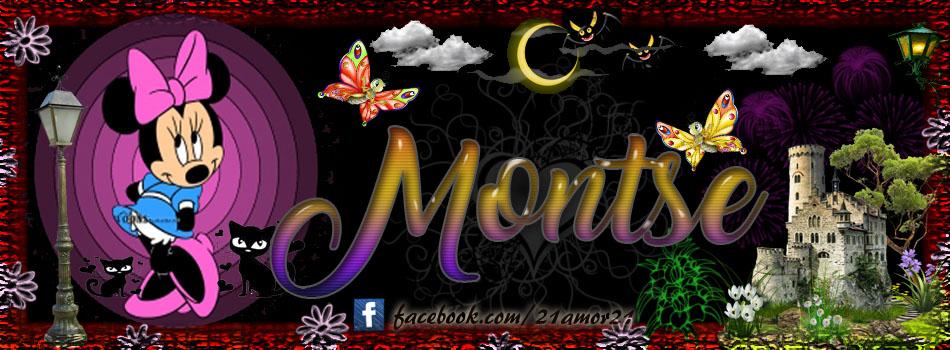 Portadas para tu Facebook con tu nombre, Montse