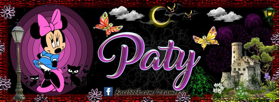 Portadas para tu Facebook con tu nombre, Paty