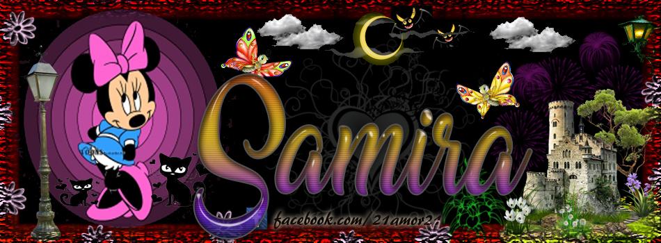 Portadas para tu Facebook con tu nombre, Samira