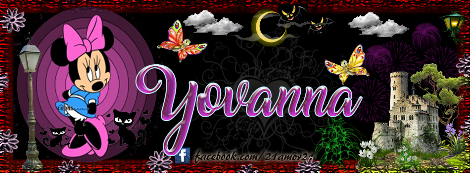 Portadas para tu Facebook con tu nombre, Yovanna