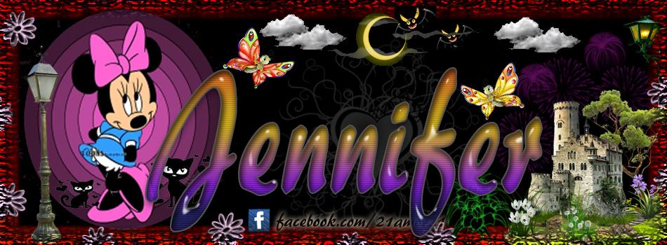 Portadas para tu Facebook con tu nombre,Jennifer