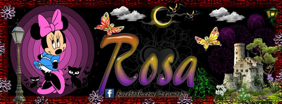 Portadas para tu Facebook con tu nombre,Rosa