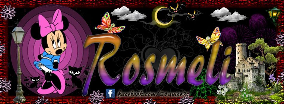 Portadas para tu Facebook con tu nombre,Rosmeli