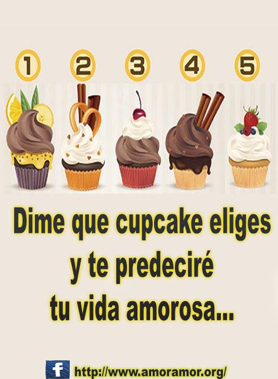 Tu elección de cupcake predice tu vida amorosa y cómo estás atravesando la separación!