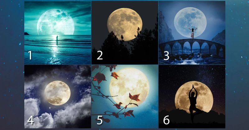 La fuerza de la Luna en el Amor: Elige una Luna y conocerás cómo te irá en el Amor
