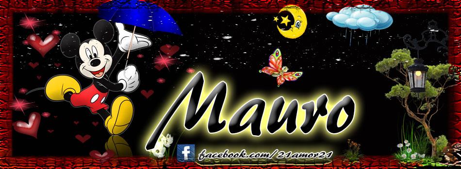 Portadas para tu Facebook con tu nombre,Mauro