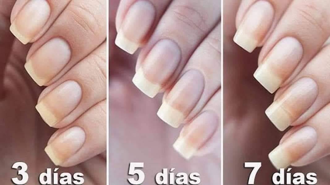 Así se usa el bicarbonato de sodio para tener uñas más largas y fuertes