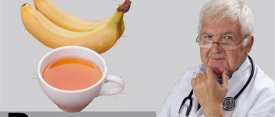 Té de plátano con canela, bébelo antes de dormir y gana esto…