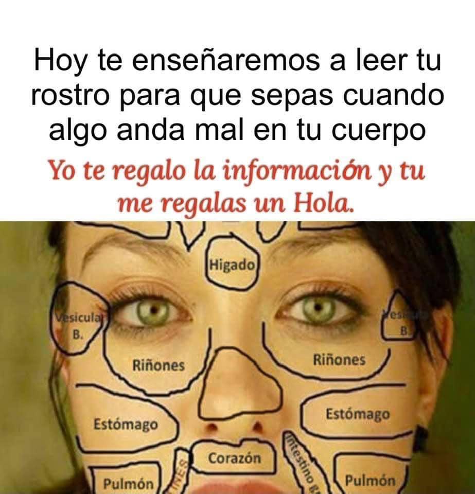 Leer rostro aprender