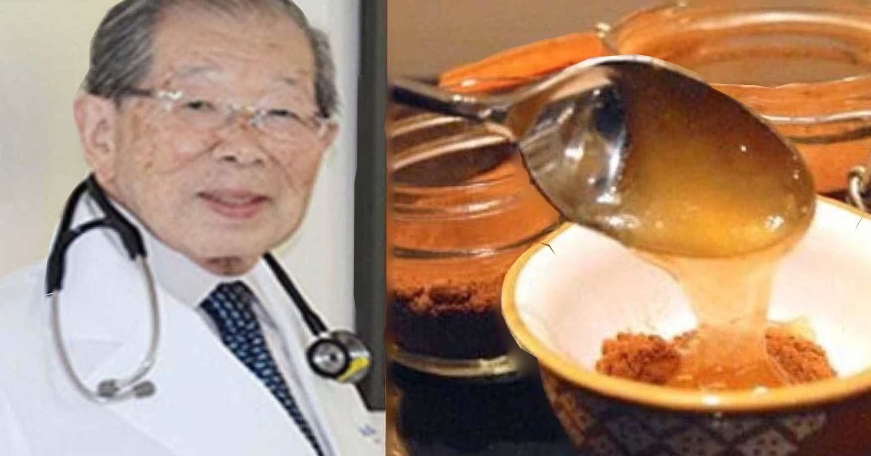 UN MÉDICO de 103 años descubre este maravilloso REMEDIO de CANELA CON MIEL!!