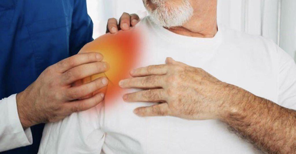 Dolor hombros, tendinitis